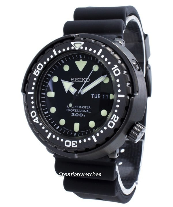 Seiko PROSPEX Marinemaster Quartz Professional Men's Watch SBBN035