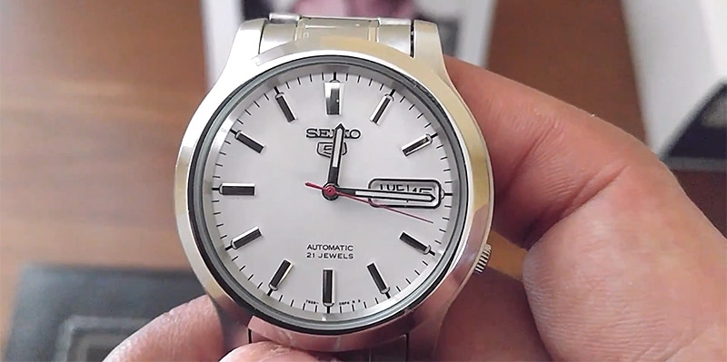 Seiko 5 SNK789 review