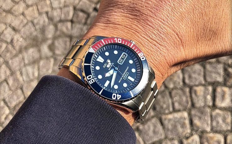 Seiko 5 SNZF15 Sea Urchin Review