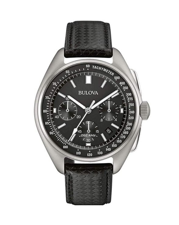 Bulova Men's 45mm Special Edition Lunar Pilot Chronograph