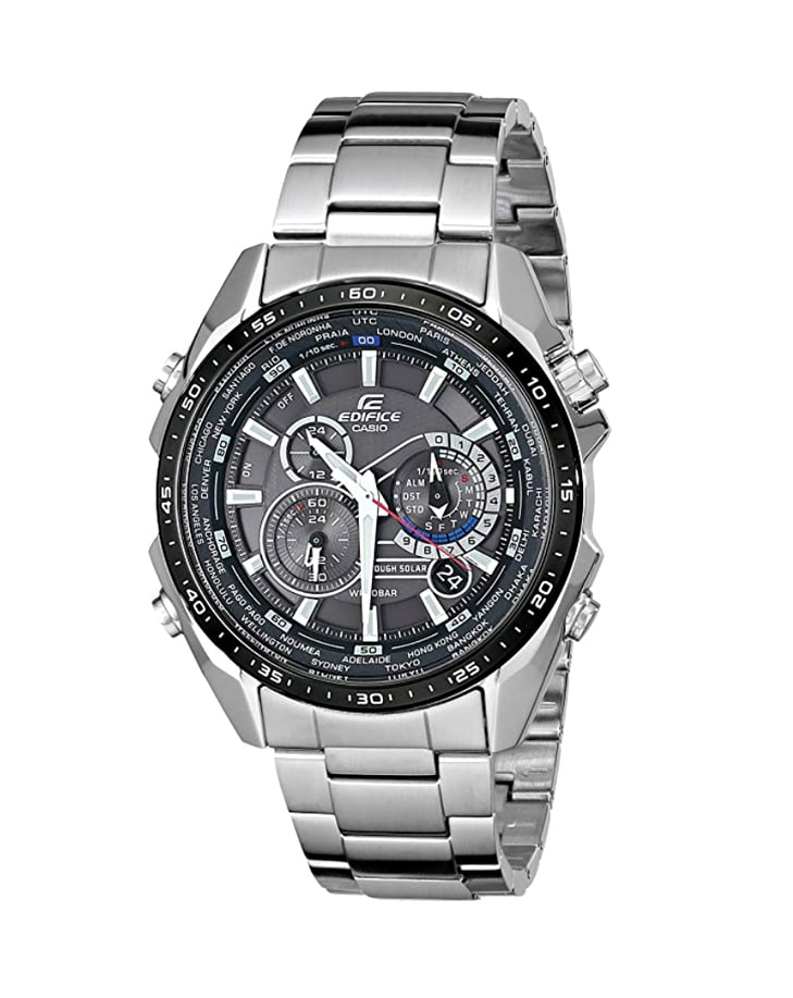 Casio Men's Edifice EQS500DB-1A1